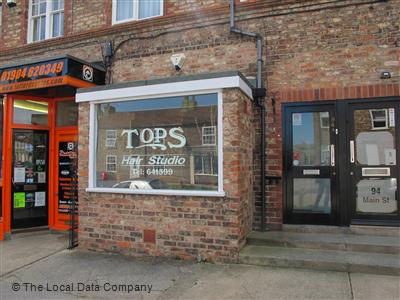 Tops Hair Studio York