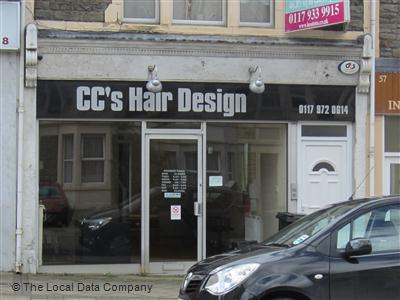 "CC""s Hair Design Bristol"