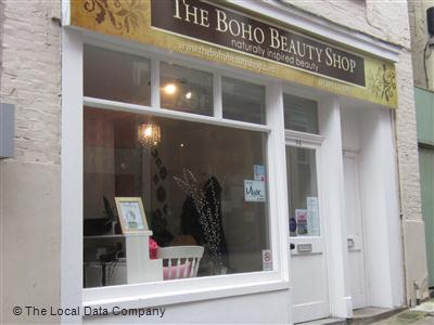The Boho Beauty Shop Folkestone