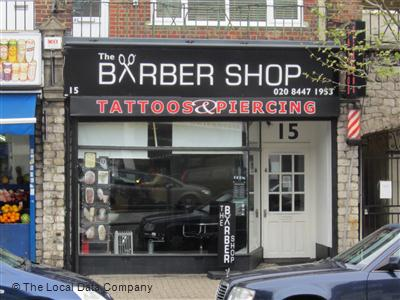 The Barber Shop Barnet