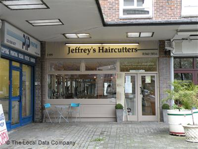 "Jeffrey""s Haircutters Brentford"