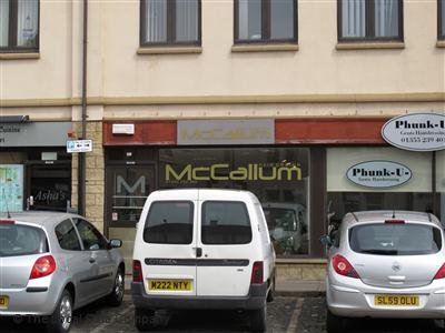 McCallum Hair Glasgow