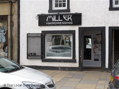 Miller Hairdressing Glasgow