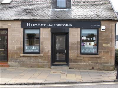 Hunter Hairdressing Glasgow