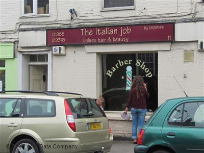The Italian Job Warminster