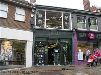 Kinki Boutique Norwich