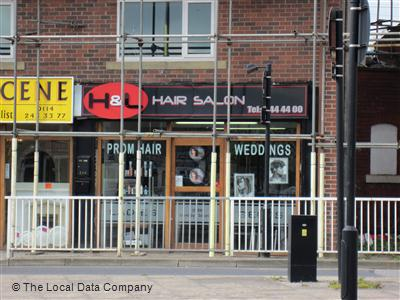 H & L Hair Salon Sheffield