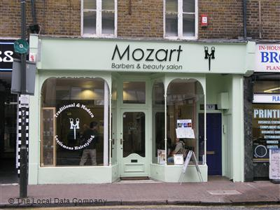 Mozart Barber Shop Bromley