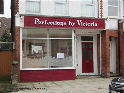 Perfections By Victoria Barnet