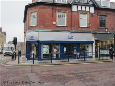 Saks Hair & Beauty Bishop Auckland