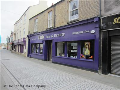 Lush Hair & Beauty Bishop Auckland