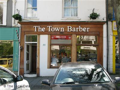 The Town Barber Falmouth