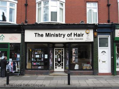 The Ministry Of Hair Whitley Bay
