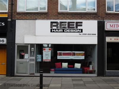 Reef Hair Design Whitley Bay