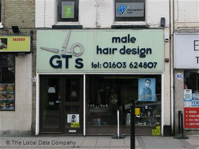 GTs Male Hair Design Norwich