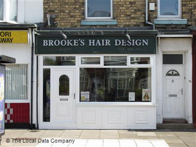 "Brooke""s Hair Design Whitley Bay"