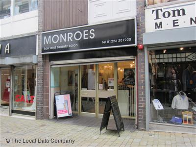 Monroes Hair & Beauty Salon Barnsley