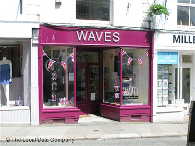 Waves Hairdressing Falmouth