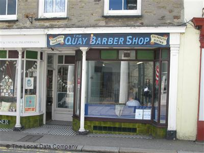 The Quay Barber Shop Falmouth