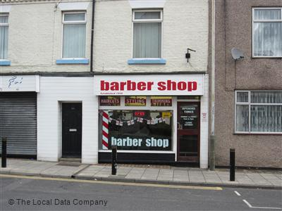 Barrys Barbers Shop Darlington