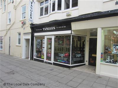 Tangles His & Hers Hairdressing Darlington
