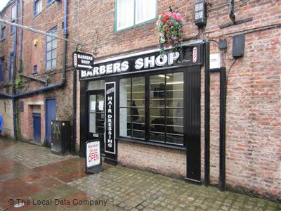 Barbers Shop Darlington