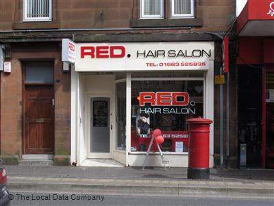 Red Hair Salon Kilmarnock