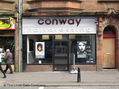 Conway Hairdressing Kilmarnock
