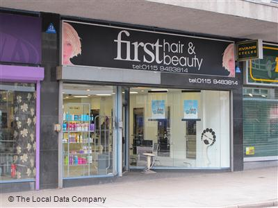 First Impressions Hair & Beauty Salon Nottingham