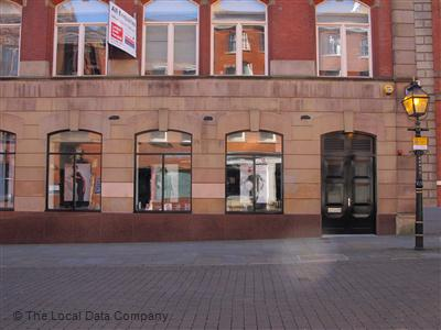 Keith Hall Hairdressing Nottingham