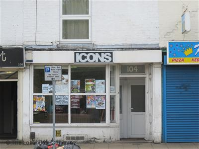 Icons Hair Salon Northampton