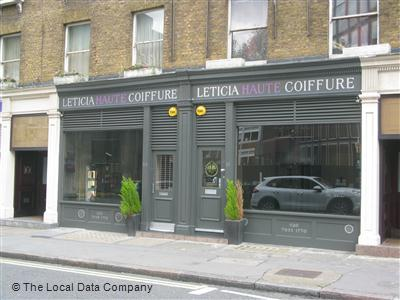 Leticia Haute Coiffure London