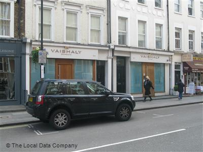 Vaishaly London