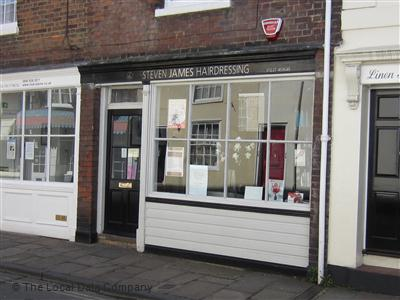 Steven James Hairdressing Canterbury