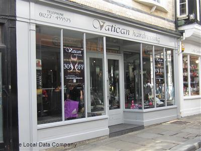 Vatican Hairdressing Canterbury
