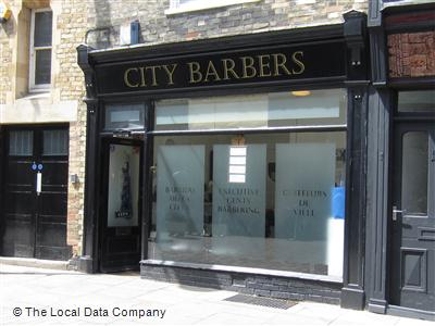 City Barbers Canterbury