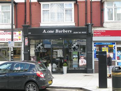 A One Barbers Coulsdon