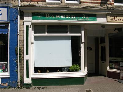 The Barber At 3A Barnstaple