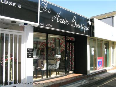 The Hair Boutique Barnstaple