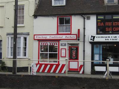 Wincheap Traditional Barbers Canterbury