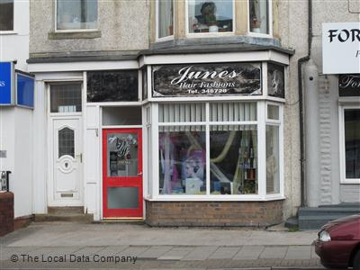 Junes Hair Fashion Blackpool