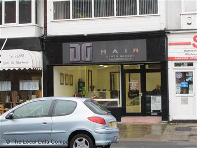 DG Hair Blackpool