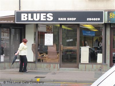 Blues Hair Shop Blackpool