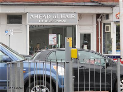 Ahead Of Hair Savoy Blackpool