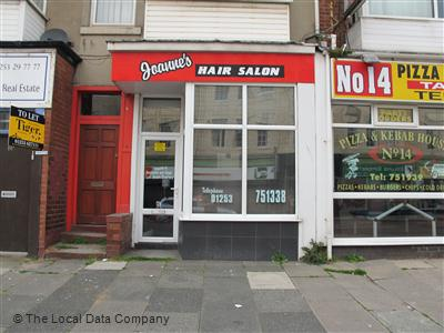 "Joanne""s Hair Salon Blackpool"