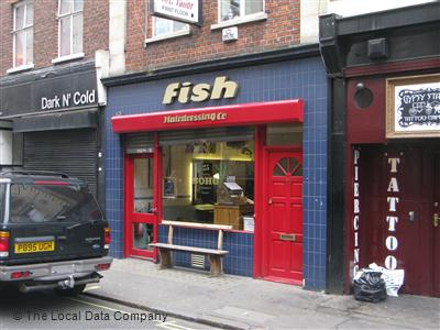 Fish Hairdressing London