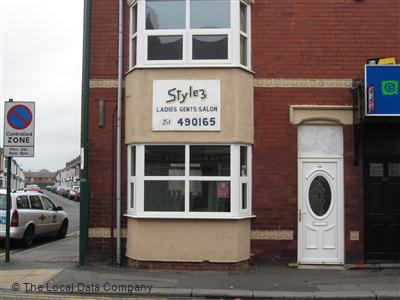 Style 3 Redcar