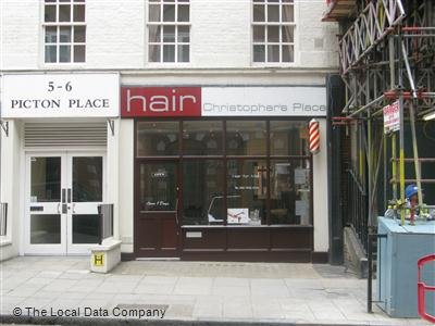 "Hair Christopher""s Place London"
