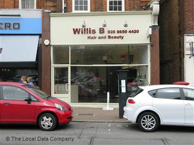Willis B Beckenham