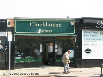 Clockhouse Barbers Beckenham